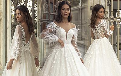 Свадебные платья Luce Sposa «Istanbul Campaign» 2020