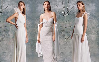 Элегантные свадебные наряды из коллекции Markarian весна-лето 2020