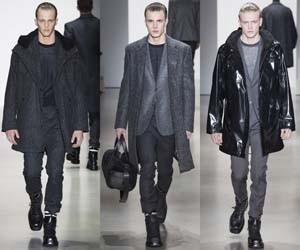 Calvin Klein осень-зима 2015-2016