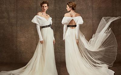 Свадебные платья и костюмы Danielle Frankel весна-лето 2020