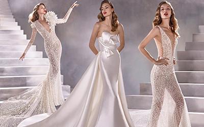 25 роскошных свадебных платьев из коллекции Atelier Pronovias 2020