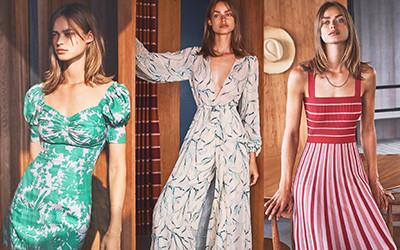 Женская одежда Alexis весна-лето 2020