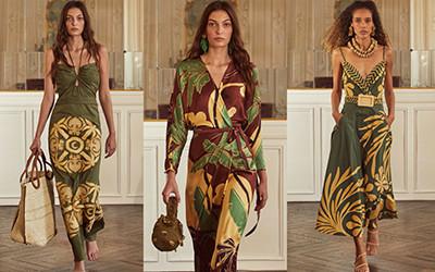 Женская одежда Johanna Ortiz весна-лето 2022