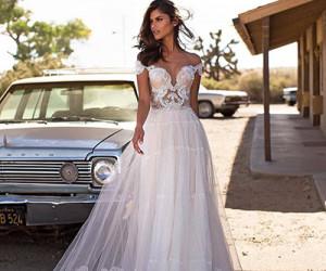 Коллекция свадебных платьев Milla Nova 2019