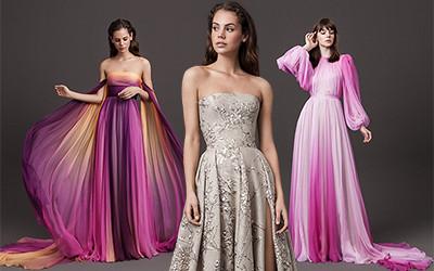 10 вечерних платьев для выпускного бала из коллекции Daalarna 2020