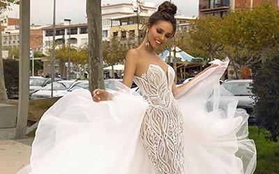 Свадебные платья Tina Valerdi 2019