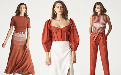 10 самых желанных нарядов из коллекции Rachel Gilbert Resort 2020
