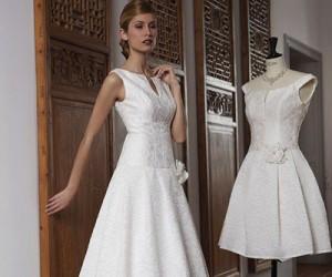 Свадебная коллекция Creations Bochet 2015