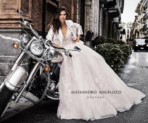 Свадебные платья Alessandro Angelozzi Couture 2019