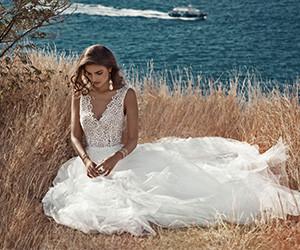 Свадебные платья Fabienne Alagama 2019