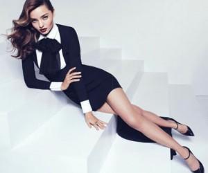 Miranda Kerr на страницах Vogue Australia