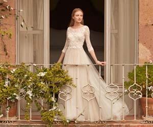 Свадебные платья BHLDN весна 2015