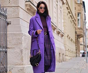 Miss Mondo в модном пальто! 5 образов Летиции в пальто