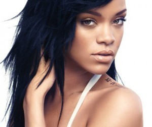 Rihanna в фотосессии для журнала Harper's Bazaar
