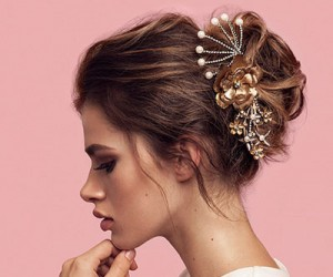 Свадебные аксессуары Olivia Headpieces 2017