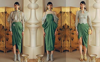 Женская одежда Maxrieny by Sara Wong весна-лето 2021