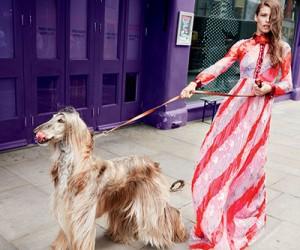Harper's Bazaar Russia Ноябрь 2015