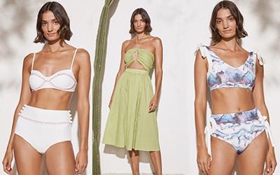 Купальники и пляжная одежда Marysia 2020