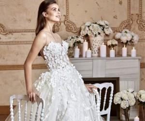 Свадебные платья Tarik Ediz 2017