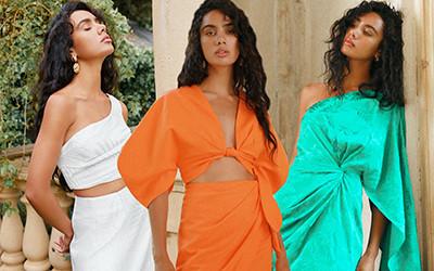 Модная женская одежда из хлопка и льна Significant Other 2021