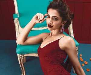Deepika Padukone на страницах Vogue India