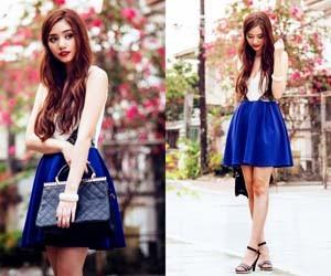 Модный блогер Aileen Belmonte