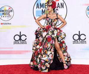 Гости музыкальной премии American Music Awards 2018