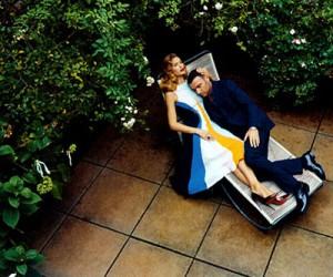 Doutzen Kroes для журнала Vogue US