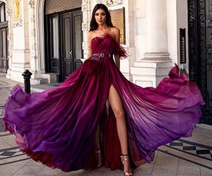 Вечерние платья Oksana Mukha 2019