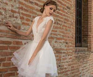 Свадебные платья Bien Savvy 2016