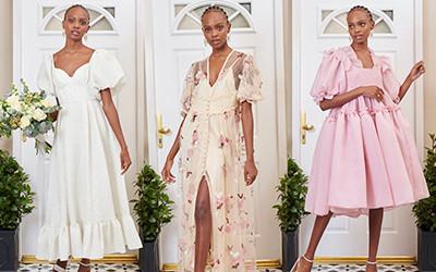 10 самых женственных платьев из коллекции Sister Jane весна-лето 2021