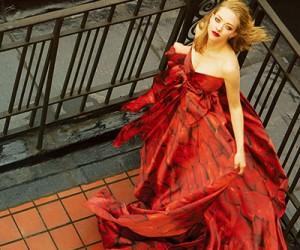 Amanda Seyfried на страницах Elle China