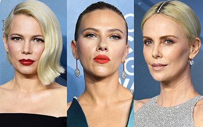 Вечерний макияж знаменитостей церемонии SAG Awards 2020