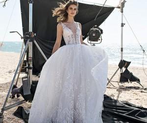 Свадебные платья Pnina Tornai 2018