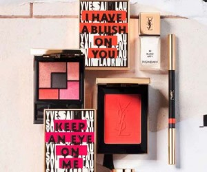 Коллекция макияжа YSL Street Art весна 2017