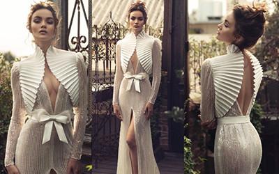 Свадебные платья Matan Shaked 2019