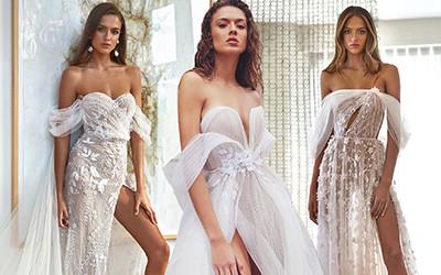 Самые соблазнительные свадебные платья Elihav Sasson 2020