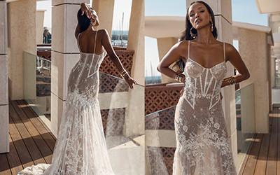 Самые красивые свадебные платья из коллекции Lian Rokman 2022