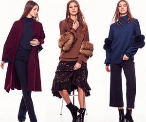 Женская одежда Kobi Halperin осень-зима 2018-2019