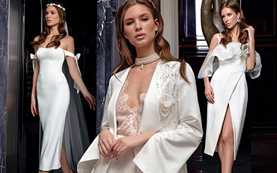 Свадебные платья и костюмы Betta la Betta 2020