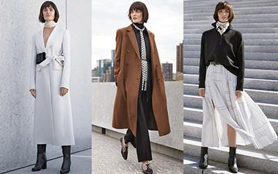 Элегантные образы для женщин на осень от Lafayette 148 New York