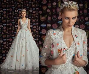 Rami Kadi Haute Couture осень-зима 2016-2017