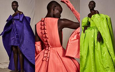 Невероятный кутюр в коллекции Ashi Studio Haute Couture осень-зима 2019-2020