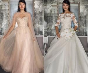 Свадебные платья Romona Keveza осень-зима 2017-2018