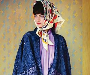 Antonina Vasylchenko для журнала Harper's Bazaar UK