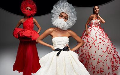 Giambattista Valli Haute Couture осень-зима 2020-2021