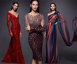 Вечерние платья Pamella Roland Pre-Fall 2019
