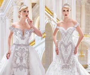 Коллекция свадебных платьев Mona Al Mansouri 2015