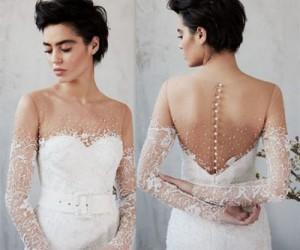 Свадебные и вечерние платья Cristina Savulescu 2017