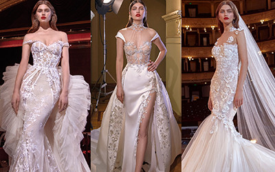 Свадебные платья Galia Lahav Haute Couture весна-лето 2020
